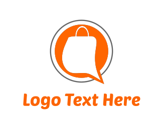Company - Shopping Bag logo design