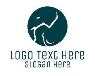 Apps - Elephant Circle logo design