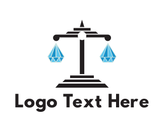 Fair - Diamond Weight logo design