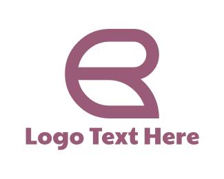 Purple Letter B Logo