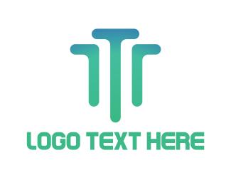 Gaming - Mint T logo design