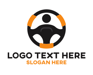 Car Rental - Driving Community logo design
