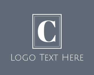 Luxury - Elegant White C logo design