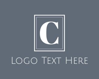 Attorney - Elegant White C logo design