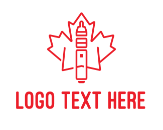 Tobacco - Canadian Cigar logo design