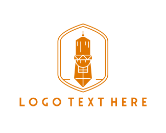 Brand - Orange Tower logo design