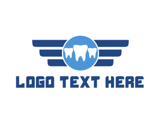 Teeth - Teeth Emblem logo design