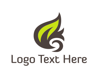 Herb - Tea Herb logo design