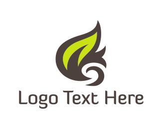 Herb - Tea Herb logo design
