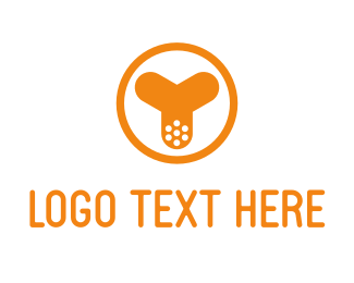 Gas - Y Blade logo design