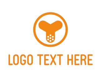 Rotor - Y Blade logo design