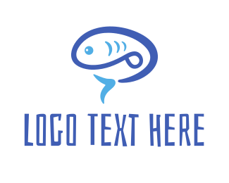 Fish - Fish logo design