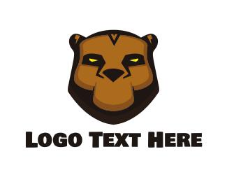 Tribal - Tribal Bear logo design