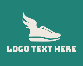 Fly Shoes Logo Maker