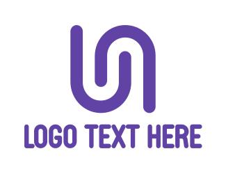 Violet - Violet UN  logo design