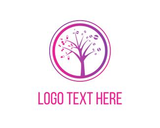 Prescription - Tree Pills logo design