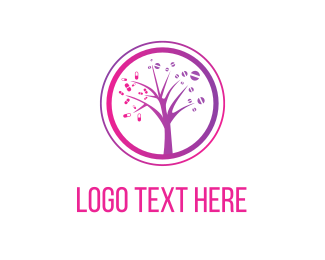 Drug Store - Tree Pills logo design