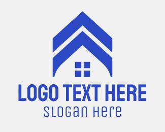 Logistics - Arrow House logo design