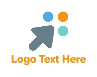 Freelancer - Cute Cursor logo design