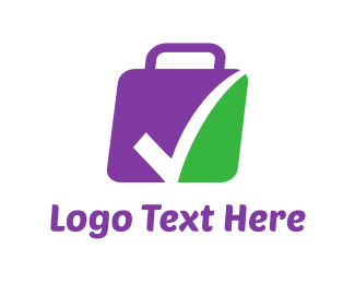 Holiday - Verified Luggage logo design