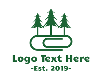 Office - Forest Office logo design