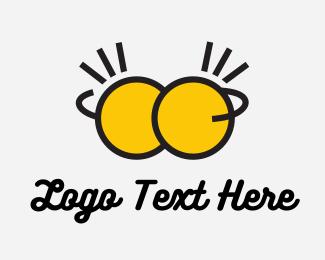Friend - Two Bright Coins logo design