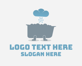 Outdoor - Weather Tub logo design