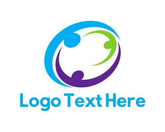 Union - Family Hug logo design