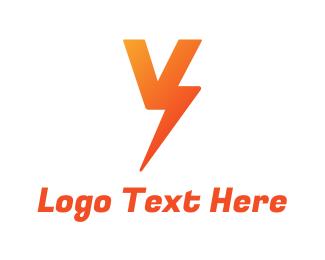 Zeus - Thunder Y Gaming logo design