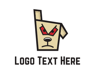 Design - Bad Dog logo design
