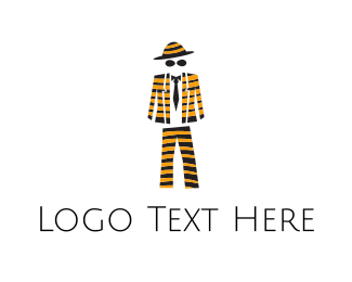 Jacket - Fashion Bee Suit  logo design