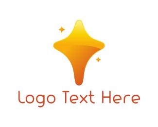 Gold - Gold Star logo design