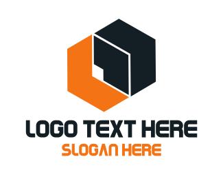 Hexagonal - Abstract Hexagon logo design