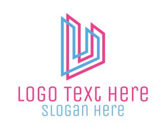 Letter U - Letter U logo design