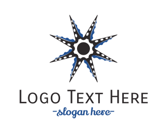 Octopus - Octopus Star logo design