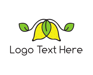 Herbal Tea - Fresh Limes logo design