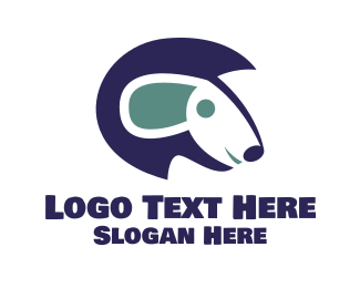 Canine - Guardian Pet logo design