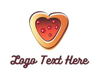 Porn - Love Berry logo design