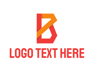 Business - Creative Letter B logo design