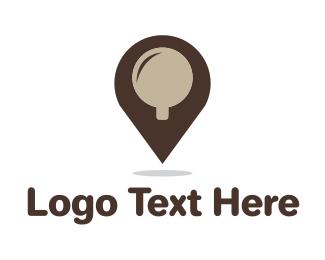 Coffee Cup - Coffee Place logo design