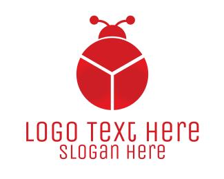 Beetle - Finance Bug logo design