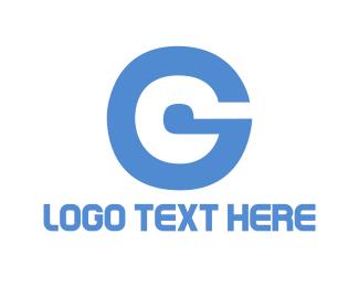 """""""Round Letter G"""" by brilliantlogo"""