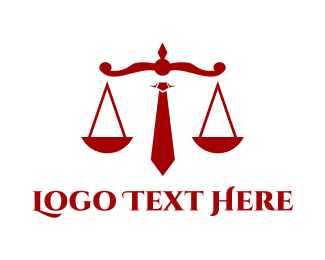 Judge - Corporate Law logo design