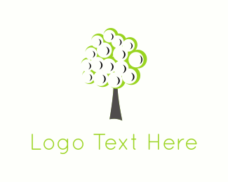 Log - Bubble Tree logo design