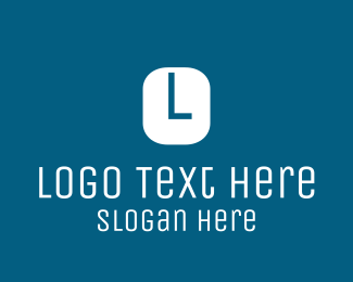 Broadcasting - Television Message logo design
