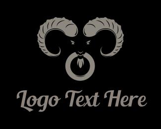Investor - Goat Beard logo design