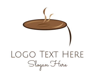 Coffee - Hot Chocolate  logo design