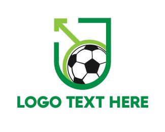Pro - Pro Soccer Shield logo design