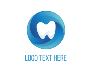 Dental - Dental Circle logo design