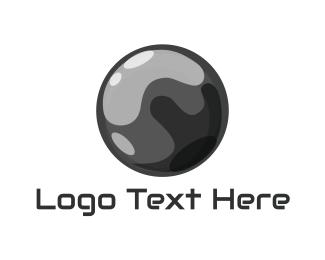 Poison - Mercury Ball logo design